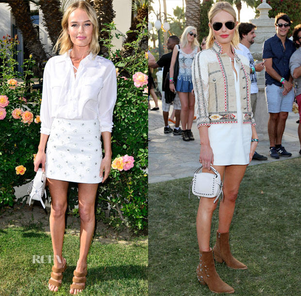 5e03a1c4c75 Kate Bosworth's 2015 Coachella Music Festival Style - Red Carpet ...