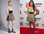 Keke Palmer In Fausto Puglisi - 'Brotherly Love' Atlanta Screening