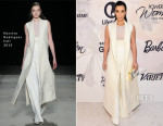 Kim Kardashian In Narciso Rodriguez - Variety's Power of Women New York