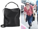 Kristen Stewart's A.L.C. 'Leo' Bucket Bag