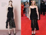 Laura Carmichael In Vivienne Westwood - 2015 Olivier Awards