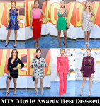 Who Was Your Best Dressed At The 2015 MTV Movie Awards?