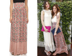 Minka Kelly's The Great 'The Opera' Skirt