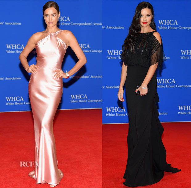 Models @ The 2015 White House Correspondents' Association Dinner 3