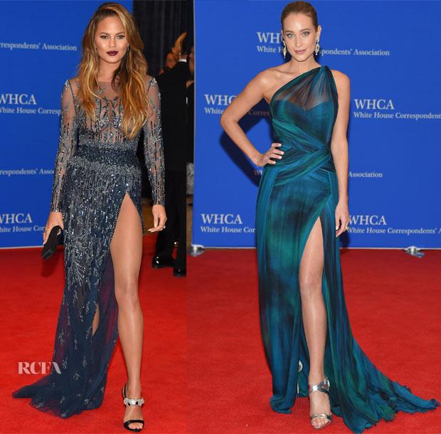 Models @ The 2015 White House Correspondents' Association Dinner2