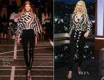 Naomi Watts In Givenchy - Jimmy Kimmel Live