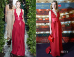 Natalia Vodianova In Valentino Couture -  The Backstage Gala in aid of The Naked Heart Foundation