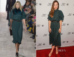 Olivia Wilde In Michael Kors - Tribeca Talks Master Class