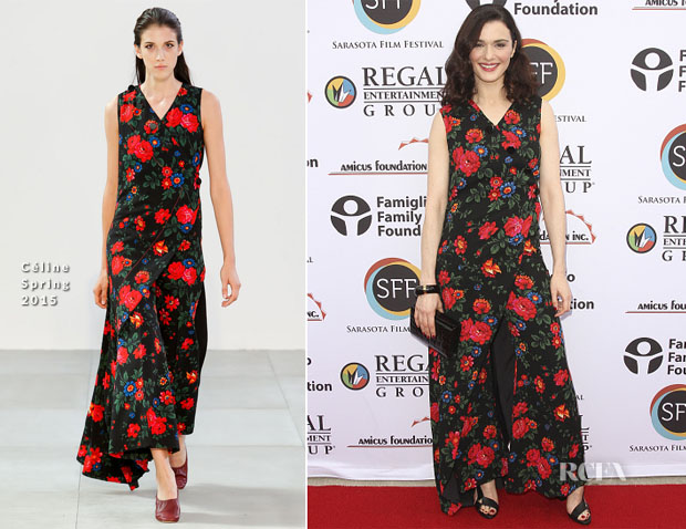 Rachel Weisz In Céline -  'I'll See You in My Dreams' Sarasota Film Festival Premiere