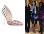 Rosario Dawson's Kurt Geiger London 'Bond' Pumps
