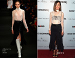 Rose Byrne In Altuzarra - 'Adult Beginners'  New York Premiere