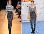 Shailene Woodley In Isabel Marant - 2015 MTV Movie Awards