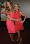 "Reese Witherspoon And Sofia Vergara Suprise Fans At Miami Screening Of ""Hot Pursuit"""