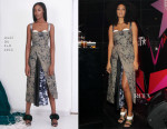 Solange Knowles In Maki Oh - BET New York Upfronts
