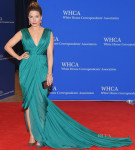 Sophia Bush In Monique Lhuillier - 2015 White House Correspondents' Association Dinner
