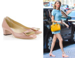 Taylor Swift's Jimmy Choo 'Iris' Pumps