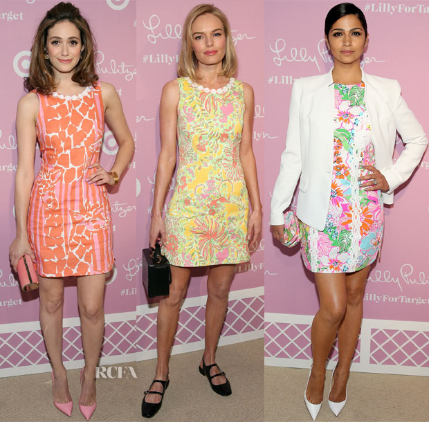 57892d144d9 The Lilly Pulitzer for Target Collection Launch Party - Red Carpet ...
