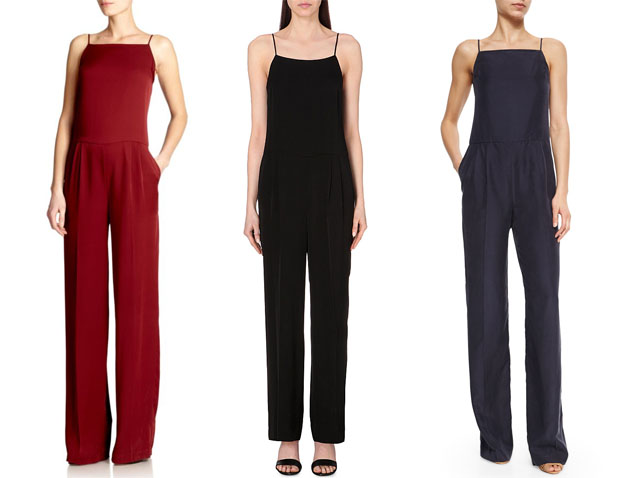 Theory Vintan Jumpsuit