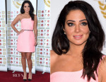 Tulisa Contostavlos In Victoria, Victoria Beckham - 2015 National Film Awards