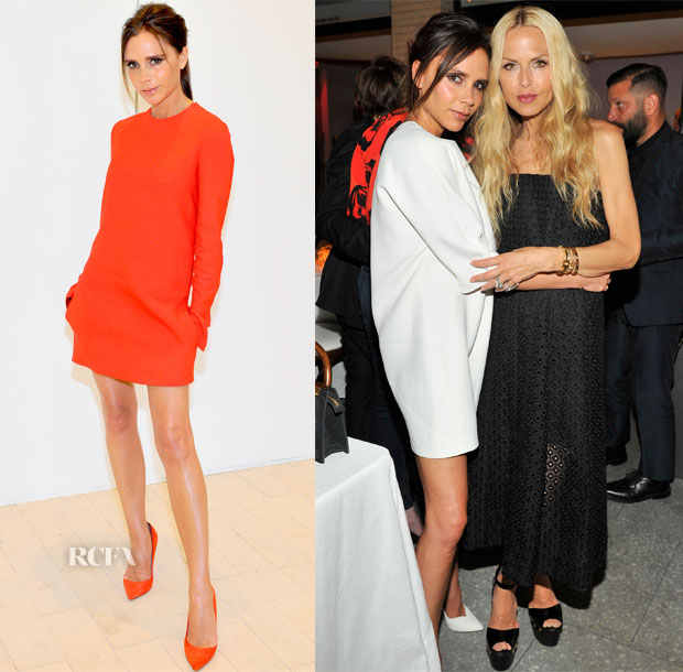 Victoria Beckham In Victoria Beckham - Barney New York Event & Dinner Party