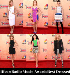 Who Was Your Best Dressed At The 2015 iHeartRadio Music Awards?