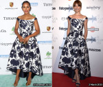 Who Wore Oscar de la Renta Better...Kerry Washington or Michelle Jenner?