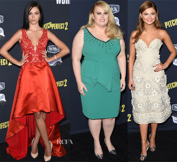 'Pitch Perfect 2′ LA Premiere Red Carpet Roundup 2