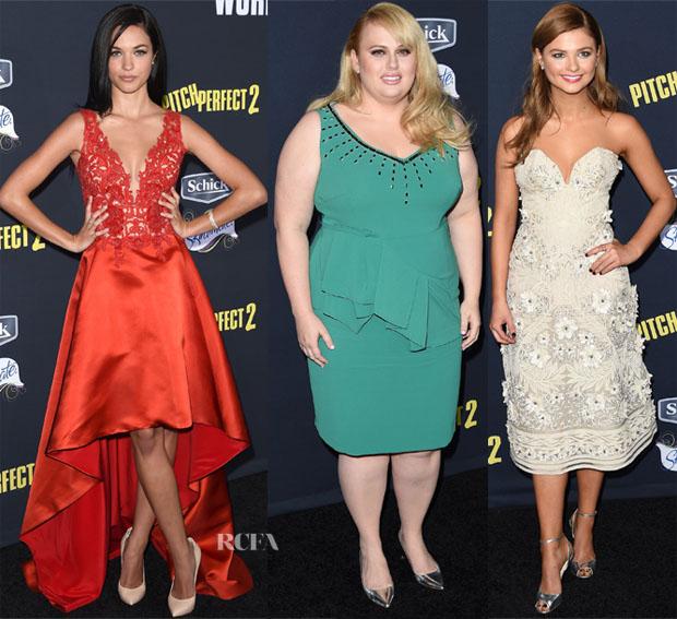 'Pitch Perfect 2′ LA Premiere Red Carpet Roundup 2