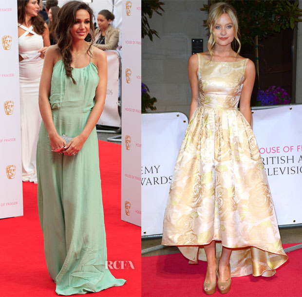 2015 BAFTA TV Awards Red Carpet Roundup 2