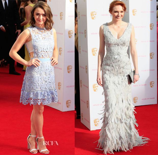 2015 BAFTA TV Awards Red Carpet Roundup 3