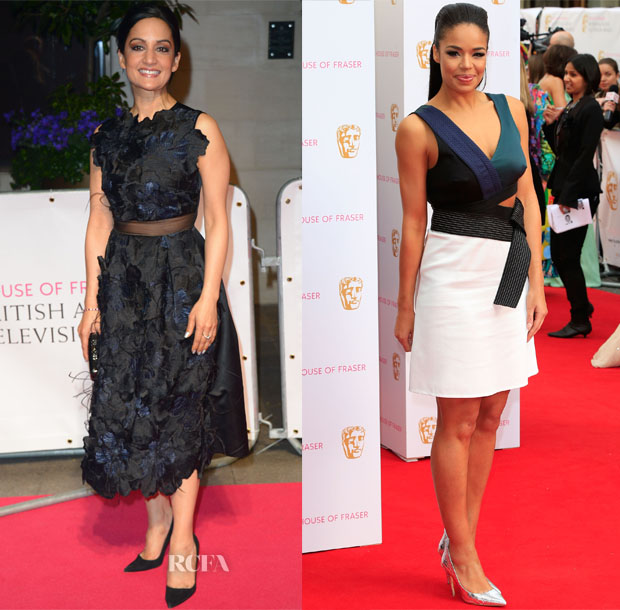 2015 BAFTA TV Awards Red Carpet Roundup 4
