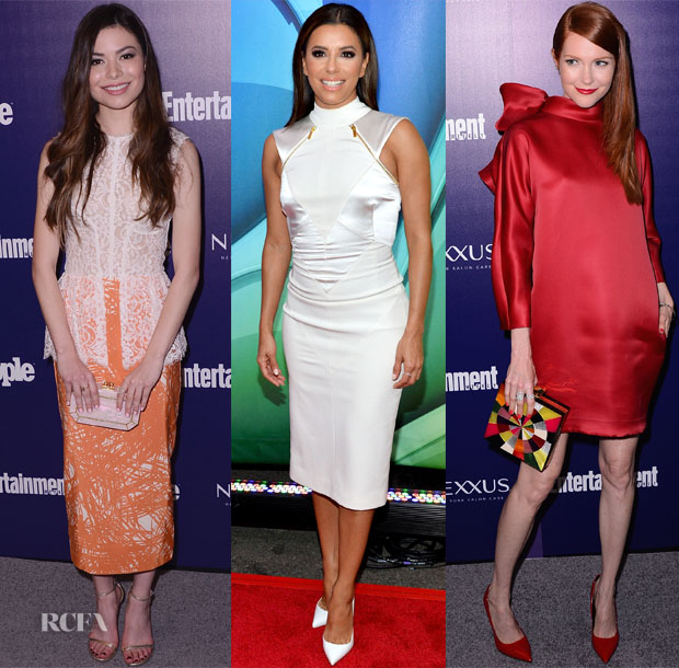 2015 NBC Upfront Presentation Red Carpet Event & Party Red Carpet Roundup