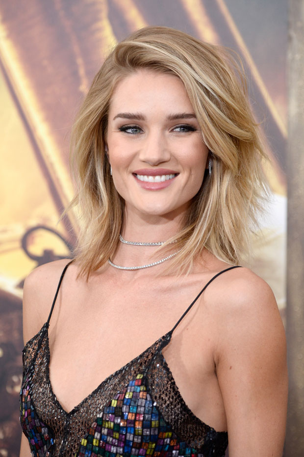 Rosie Huntington Whiteley Mad Max Fury Road La