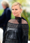 Charlize Theron in Valentino