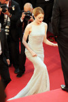 Emma Stone in Dior Couture