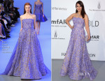 Aishwarya Rai In Elie Saab Couture - 2015 amfAR Cinema Against AIDS Gala