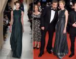 Alba Rohrwacher In Valentino Couture - 'Il Racconto Dei Racconti' ('Tale of Tales') Cannes Film Festival Photocall