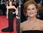 Amy Poehler In Stella McCartney - 'Inside Out' Cannes Film Festival Premiere