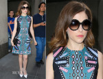 Anna Kendrick In Peter Pilotto - The Today Show