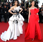 Best Dressed Of The Week - Aishwarya Rai & Erin O'Connor In Ralph & Russo Couture