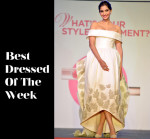 Best Dressed Of The Week - Sonam Kapoor In Ashi Studio