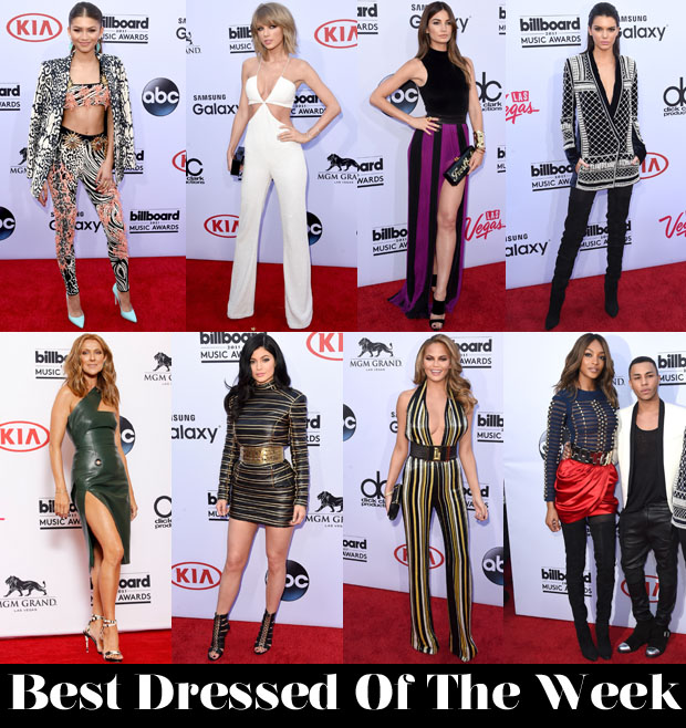 Billboard Awards best dressed