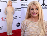 Britney Spears In Yousef Al-Jasmi - 2015 Billboard Music Awards
