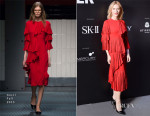 Cate Blanchett In Gucci - Singapore Fashion Week