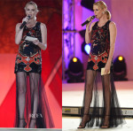 Charlize Theron In Givenchy Couture - Life Ball 2015