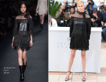 Charlize Theron In Valentino - 'Mad Max: Fury Road' Cannes Film Festival Photocall