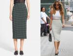 Chrissy Teigen's A.L.C. 'Bell' Skirt