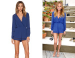 Chrissy Teigen's Lovers + Friends 'Monday to Friday' Romper