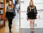 Diane Kruger In Chanel - 2015 amfAR Cinema Against AIDS Gala