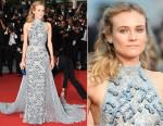Diane Kruger In Prada -  'Maryland' Cannes Film Festival Premiere